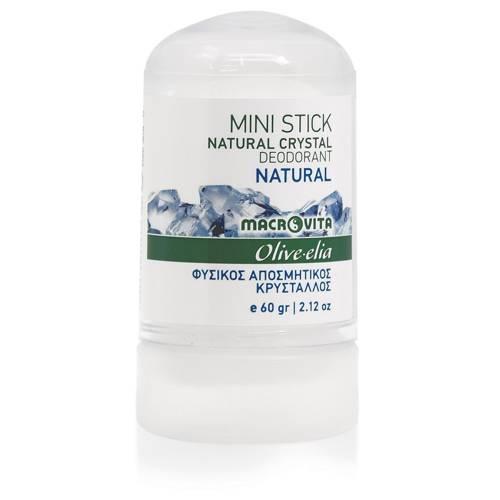 MACROVITA OLIVE-ELIA dezodorant w sztyfcie z naturalnego kryształu 60g