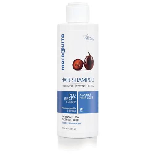 MACROVITA wzmacniający szampon przeciw wypadaniu włosów 200ml